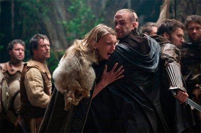 'Camelot', un Rey Arturo flojo e irreconocible