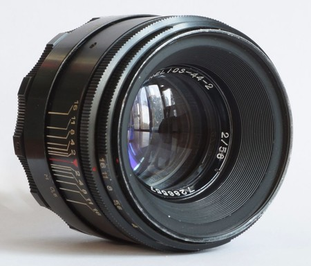 Helios 44-2 58mm