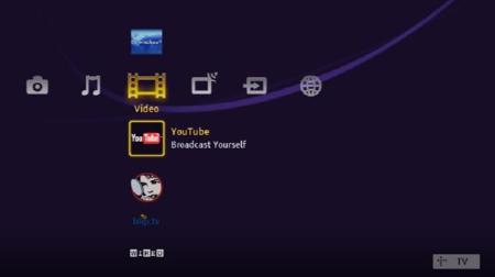 Sony potencia desde hoy su Bravia Internet Video