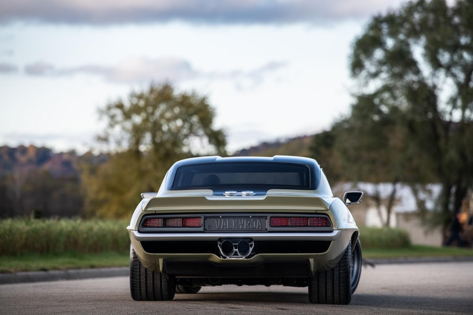 "Foto de Chevrolet Camaro ""Valkyrja""por Ringbrothers (20/27)"