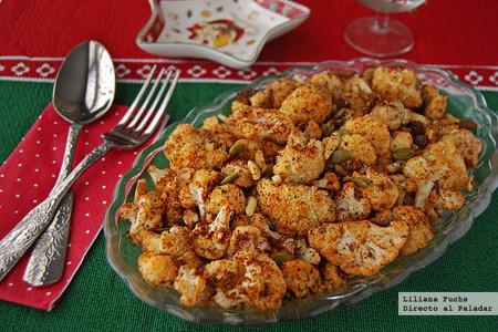 Recetas ligeras para esta Navidad: dos propuestas de menú saludable