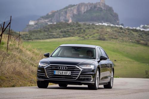 Hemos probado el Audi A8 2018: de buque insignia a nave espacial a base de tecnología