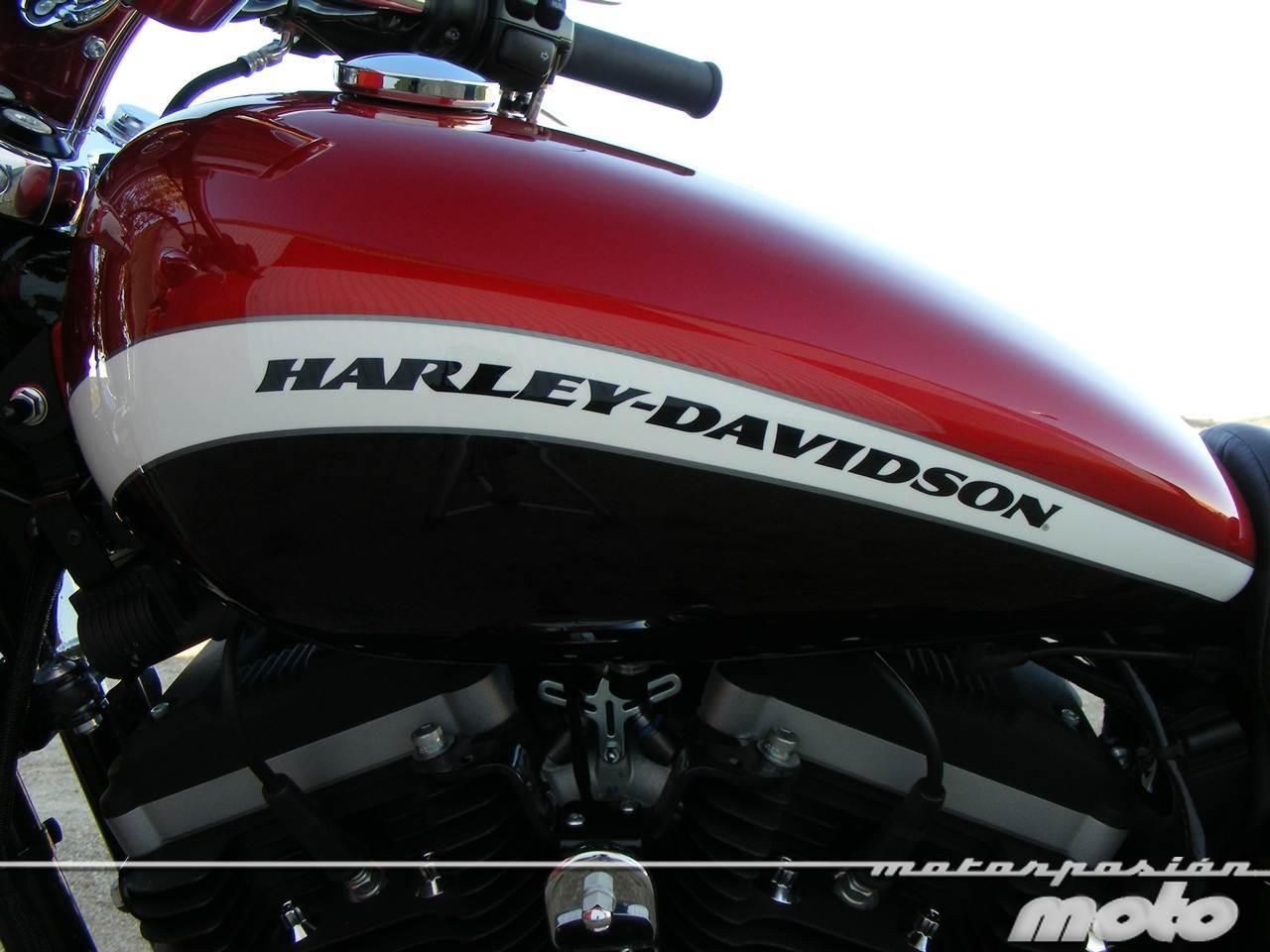 Foto de Harley-Davidson XR 1200CA Custom Limited (44/65)