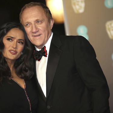 El amor está en el aire y en la alfombra roja: las 7 mejores parejas de los Premios Bafta 2018
