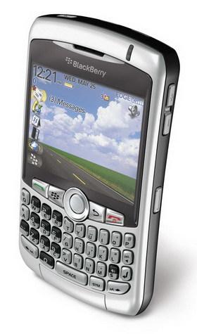 Blackberry Curve desde mañana con Vodafone