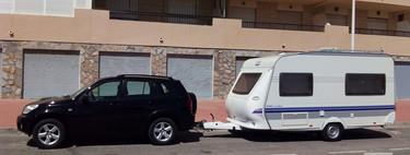 Cómo irse de vacaciones con caravana sin jugarse la vida