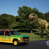 "Ford Explorer de Jurassic Park, un ""juguete"" para cinéfilos, paleontólogos o coleccionistas"