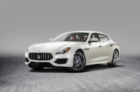 Maserati Quattroporte 2017 5