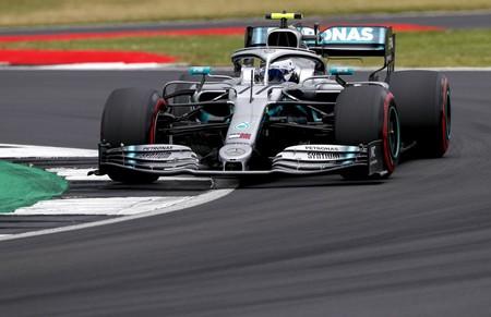 Bottas Silverstone F1 2019