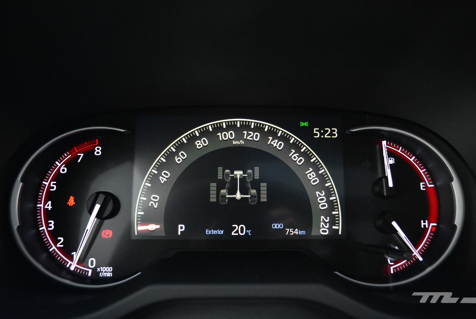Foto de Toyota RAV4 (prueba) (15/23)