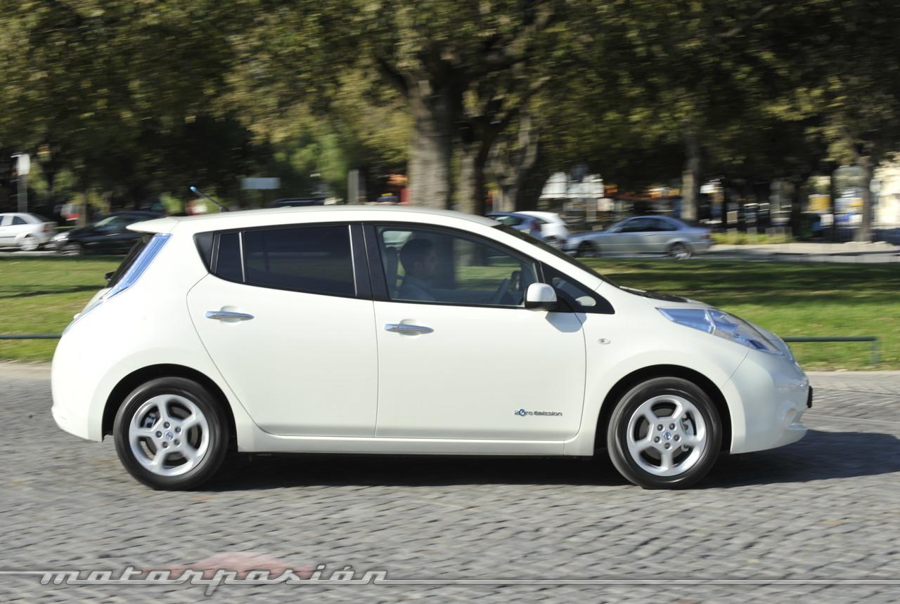 Nissan Leaf (presentación)