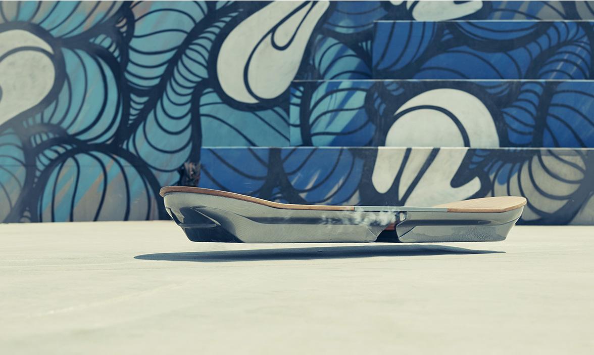 Foto de Lexus Hoverboard (7/22)