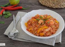 sopa de arroz dieta blanda thermomix