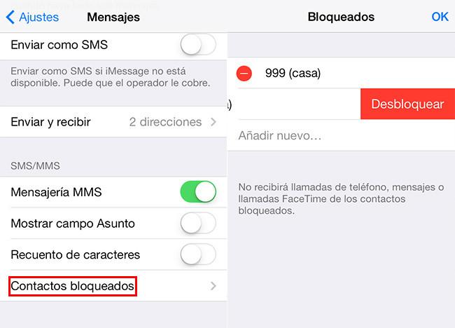 Control Parental en iOS
