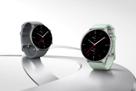 Los Amazfit GTR 2e y GTS 2e llegan a España: precio y disponibilidad oficiales de los nuevos smartwatches de Amazfit