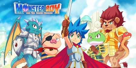 Monster Boy and The Cursed Kingdom retrasa su lanzamiento hasta diciembre