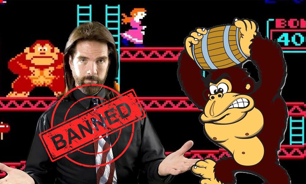 Billy Mitchell, el ex campeón de 'Donkey Kong', en este momento  amenaza con demandar si no se le restablecen sus récords y puntuaciones