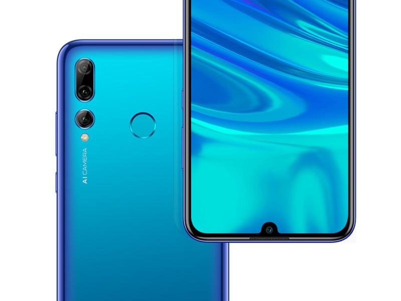 Huawei P Smart+ 2019, equivalente que su hermano pequeño, pero con triple cámara