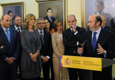 """Sinde / El Gobierno y Ferraz ni se inmutan: """"vamos a volver a la carga"""""""