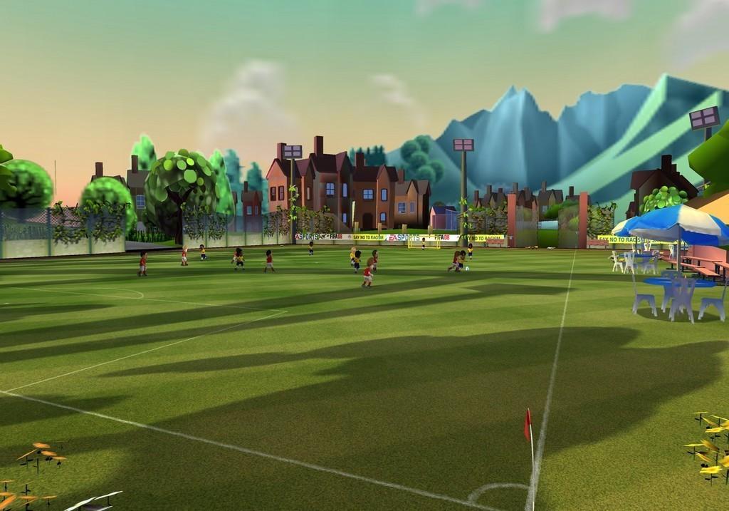 Foto de FIFA 09 Wii (2/4)