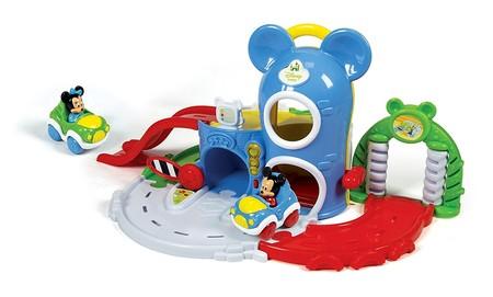 El garaje de Mickey a mitad de precio, ahora por sólo 15,99 euros