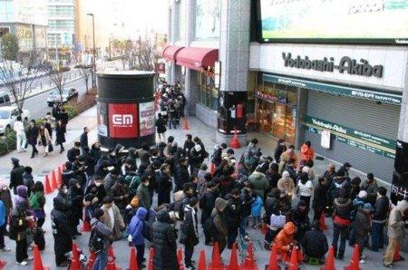 La Nintendo 3DS arrasa en su salida japonesa