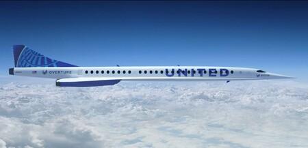 Volar de San Francisco a Tokio en seis horas será realidad: United Airlines sumará 15 aviones supersónicos en 2029