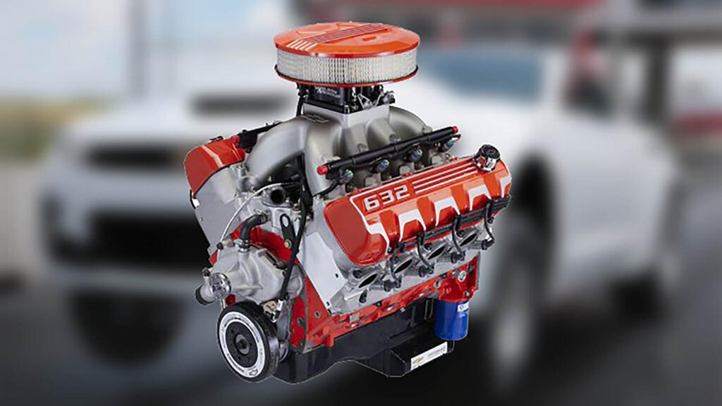 ¡Bendita animalada! Chevrolet se cabrea y lanza al mercado el V8 más gordo del momento: 10.4 litros para 1.004 CV