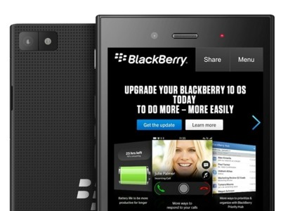 "BlackBerry Z3 ""Jakarta"", una primera recreación y especificaciones"
