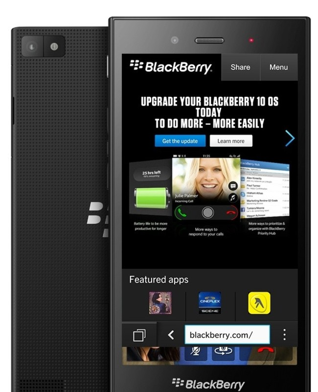 """BlackBerry Z3 """"Jakarta"""", una primera recreación y especificaciones"""
