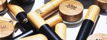 La maquilladora de Sara Carbonero ha lanzado AKU Cosmetics y os contamos todo sobre la firma