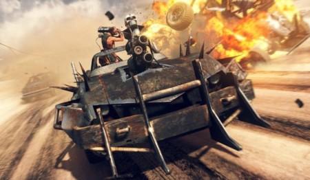 Mad Max presenta sus fortalezas de la mejor manera: con explosiones y degollamientos [GC 2015]