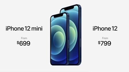 Iphone 12 Mini Presentacion Oficial Precio Colores