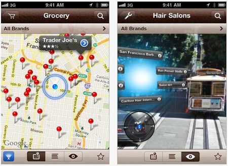 Aplicaciones viajeras para el iPhone: Where to?
