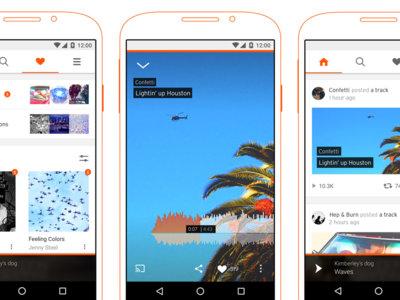 Soundcloud Go, el famoso servicio de música ahora tiene una modalidad premium