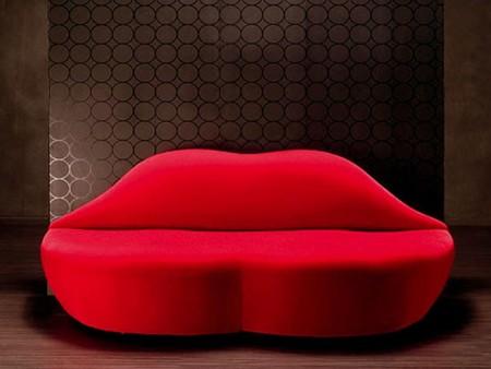 Sofa Labios Dali