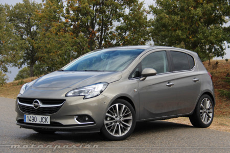 Opel Corsa Motorpasion 125