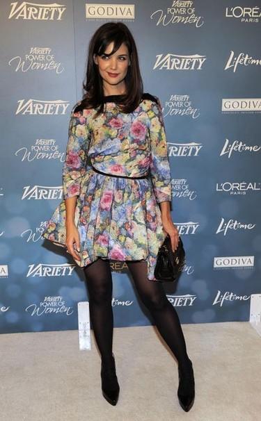 Katie Holmes, Eva Mendes, Anne Hathaway o Jennifer Garner de fiesta solidaria