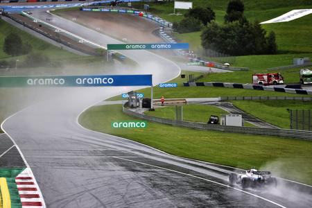 Russell Estiria F1 2020