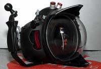 Primeras carcasas submarinas para las nuevas cámaras de Canon y Nikon