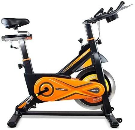 Bicicleta De Spinning Trainer Alpine 8000 De Gridinlux