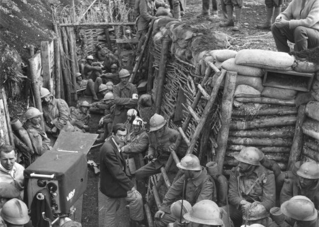 La I Guerra Mundial en el cine