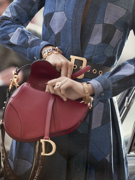 Dior Saddle Bag Autumn Winter 2018 2019 2