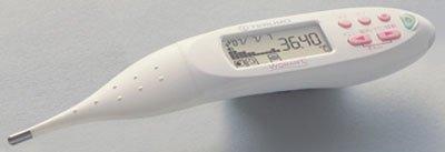 Termómetro para saber cuando estás ovulando