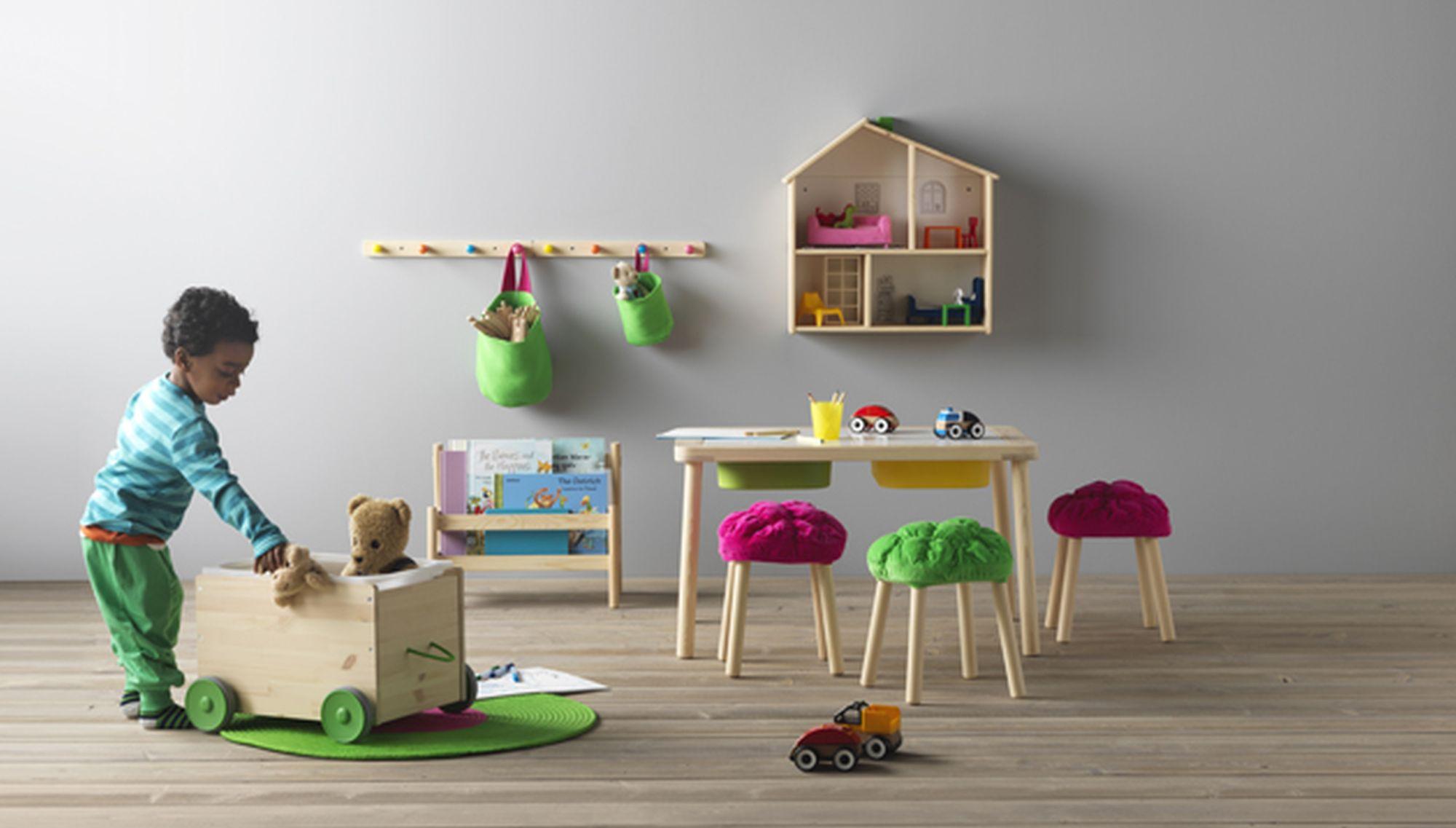 catlogo ikea novedades dormitorios infantiles