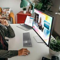 Dell anuncia el S2722QC: un monitor con resolución 4K, USB Tipo C para carga y compatible con AMD FreeSync