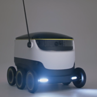 Este pequeño robot autónomo quiere ser la alternativa a los drones para enviarte la compra
