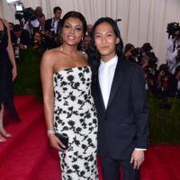 Alexander Wang y Taraji P. Henson