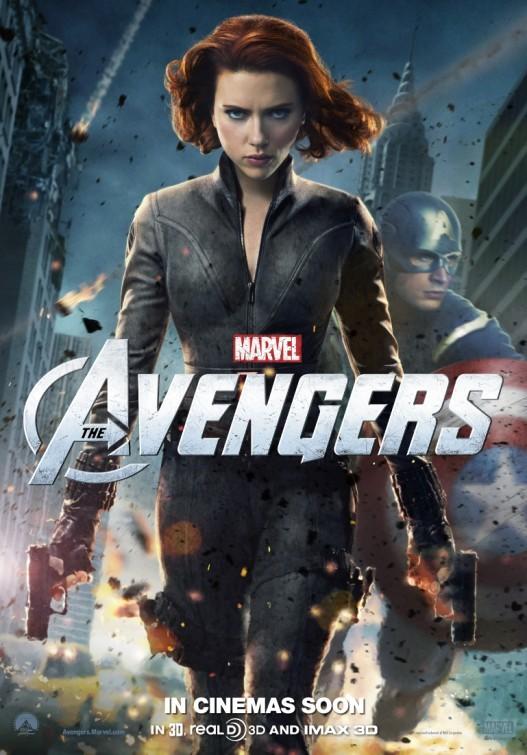 Foto de 'Los Vengadores', todos los carteles de la película de Joss Whedon (10/16)