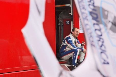Robert Kubica, cada vez más cerca de regresar a la Fórmula 1